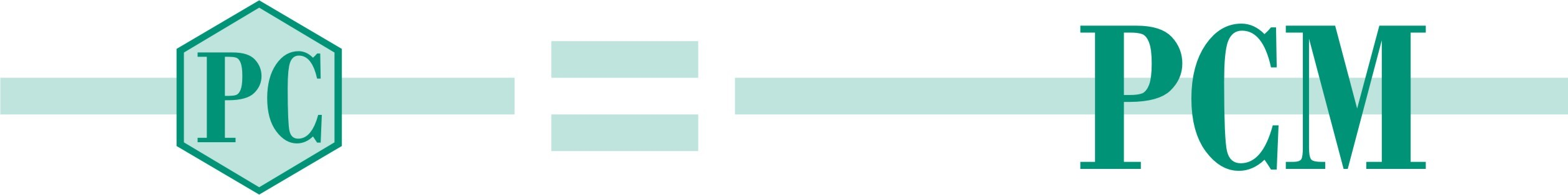 PCM Logo (groß)